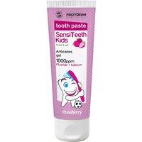 Frezyderm SensiTeeth Kids Toothpaste 1000ppm Strawberry