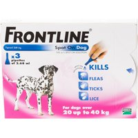 Frontline Spot On Large Dog