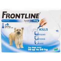 Frontline Spot On Medium Dog