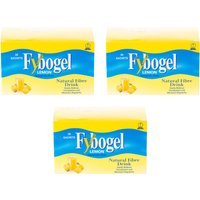 Fybogel Sachets Lemon Multipacks 3 packs of 30