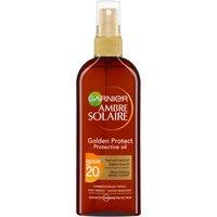 Ambre Solaire Golden Protect Sun Oil SPF20 150ml