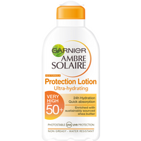Garnier Ambre Solaire Protection Lotion SPF50+