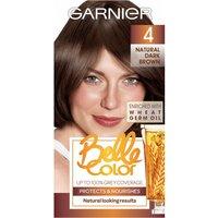 Garnier Belle Colour 4 Natural Dark Brown Hair Dye