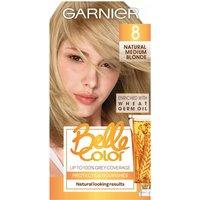 Garnier Belle Colour 8 Natural Medium Blonde Hair Dye