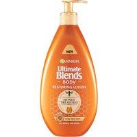 Garnier Ultimate Blends Honey Treasures Body Lotion 400ml