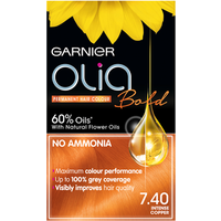 Garnier Olia Bold 7.40 Intense Copper Hair Dye