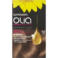 Garnier Olia 6.0 Light Brown Hair Dye