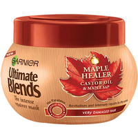 Image of Garnier Ultimate Blends Maple Healer Hair Mask