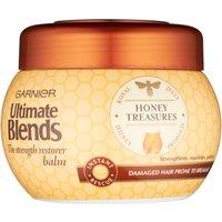 Garnier Ultimate Blends Honey Treasures Strengthening Hair Mask