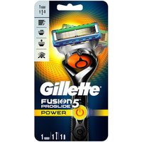 'Gillette Fusion Flexball Proglide Power