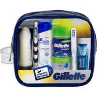 Gillette Mach3 Travel Set With Razor
