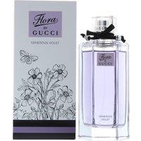 Gucci Flora Generous Violet eau de Toilette Spray