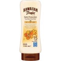 Hawaiian Tropic Satin Protection Ultra Radiance Sun Lotion SPF15