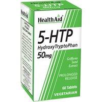 HealthAid 5 HTP HydroxyTryptoPhan 50mg
