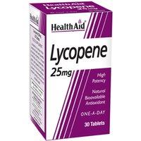 HealthAid Lycopene 25mg Tablets