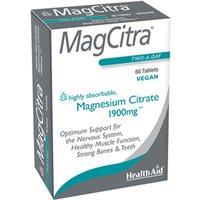 HealthAid MagCitra Tablets