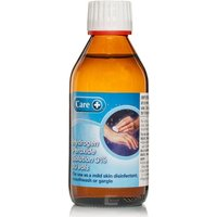 Hydrogen Peroxide Solution 3% 10 vols for Cuts Wounds and Skin Ulcers