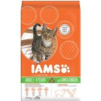 IAMS Adult Cat Lamb and Rice