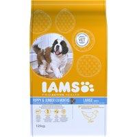 IAMS Puppy/Junior Dog Large Breed