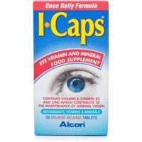 ICaps  Formula 30 Tablets