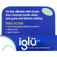Iglu Mouth Ulcer Treatment Gel