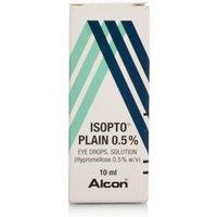 Alcon Isopto Plain 0.5% 10ml