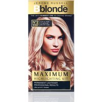 Jerome Russell Bblonde Highlighting Kit No 2