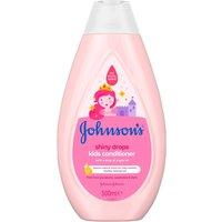 Johnsons Baby Kids Conditioner Shiny Drops 500ml