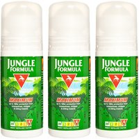 Jungle Formula Maximum Insect Repellent IRF4 Roll On Triple Pack
