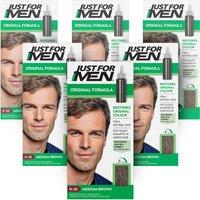 Just For Men Original Hair Colour Medium Brow