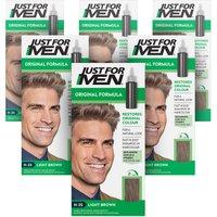 Just For Men Original Hair Colour Light Brown