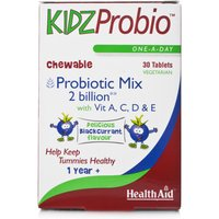 Health Aid KidzProbio Tablets