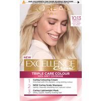 L'Oreal Paris Excellence Creme 10.13 Light Baby Blonde Dye