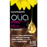 Garnier Olia 5.35 Rich Chocolate Hair Dye