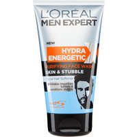 L'Oreal Paris Men Expert Hydra Energetic Skin & Stubble Face Wash