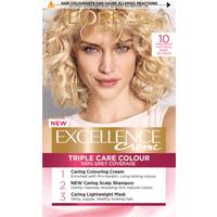 L'Oreal Paris Excellence Creme 10 Natural Baby Blonde Hair Dye