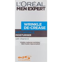 LOreal Men Expert Wrinkle Decrease Moisturiser 50ml
