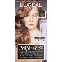 L'Oreal Paris Preference Infinia 7 Rimini Dark Blonde Hair Dye