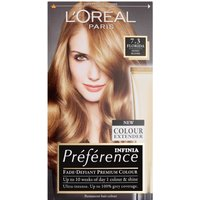 L'Oreal Paris Preference Infinia 7.3 Florida Honey Blonde Hair Dye