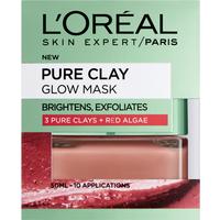 L'Oreal Paris Pure Clay Glow Face Mask