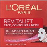 L'Oreal Paris Revitalift Face Contours and Neck Cream 50ml