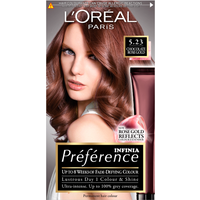 L'Oreal Paris Preference Infinia 5.23 Chocolate Rose Gold Hair Dye