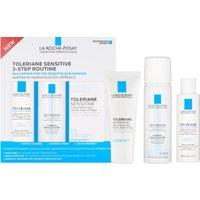 La Roche Posay Toleriane Sensitive 3 Step Routine Kit