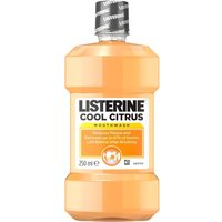 Listerine Cool Citrus Mouthwash 250ml