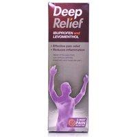Mentholatum Deep Relief Dual Action Gel
