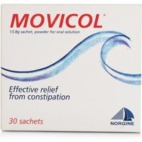 Movicol Powder Sachets Lemon Flavour