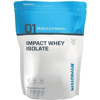 MyProtein Impact Whey Isolate Strawberry