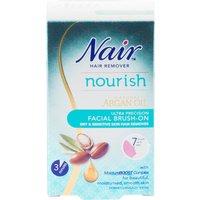 Nair Sensitive Facial Brush On