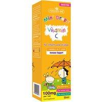 Natures Aid Vitamin C 100mg Mini Drops