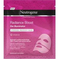 Neutrogena Radiance Boost Hydrogel Mask
